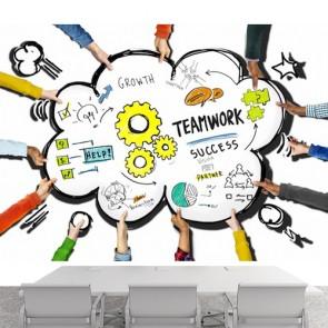 Teamwork - Resimli Duvar Kağıdı