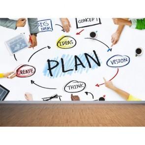 Doğru Planlamanın Önemi 3 Boyutlu Duvar Kağıdı