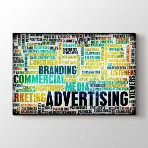 Reklamcılık Tablosu | Ofis Tabloları