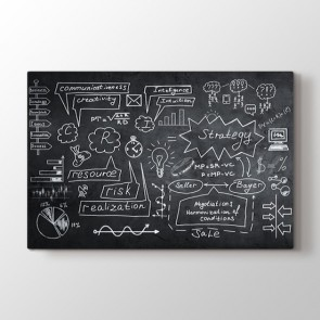 İş Modeli Tablosu | Ofis Için Tablo