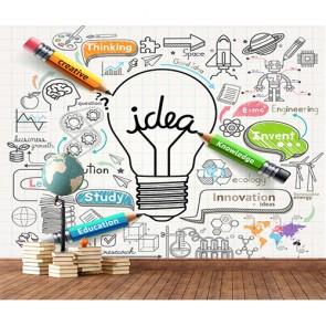 Yaratıcı Eğitim Sistemi Okul ve Sınıf Duvar Kağıtları