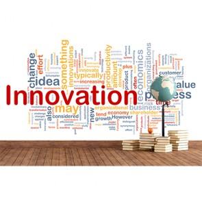 Danışmanlık ve İnnovasyon - 3 Boyutlu Duvar Kağıdı Modeli Uygulama
