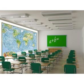 Dünya Haritası Duvar Kağıdı