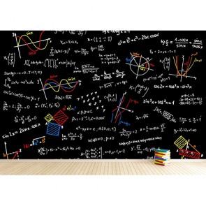 Trigonometri Formülleri 3 Boyutlu Duvar Kağıdı