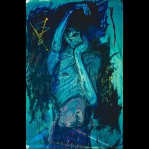 Sanatsal Dokunuşlar | Kubilay Turhan'in Angst isimli Karışık Teknik çalışması