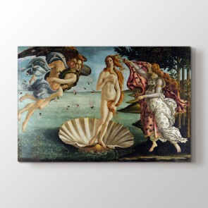 Birth Of Venus - Yağlı Boya Kanvas Tablo Modeli