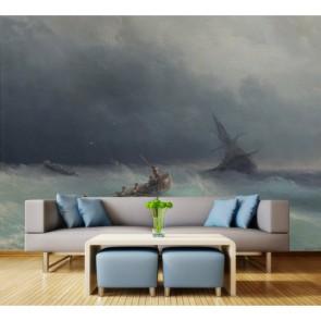 Storm at Sea Duvar Kağıdı