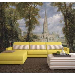 Salisbury Cathedral Duvar Kağıdı