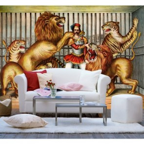 Lion Tamer Duvar Kağıdı