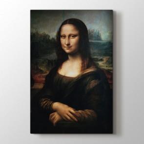 Monalisa - Yağlı Boya Duvar Tablosu