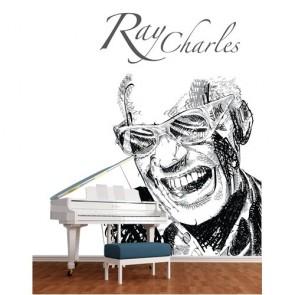 Ray Charles Duvar Kağıdı