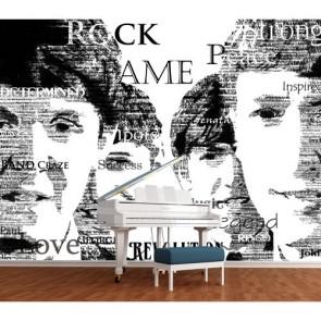 Müziğin Efsaneleri Duvar Kağıdı