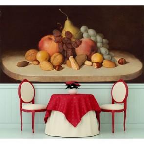 Meyve Ziyafeti Duvar Kağıdı