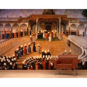 Osmanlı Resimli Duvar Kağıdı Önizleme