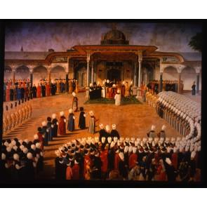 Osmanlı Avluda Merasim