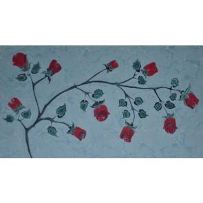 Güller Ebru Sanatı