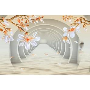 Çiçekli Tünel