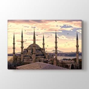 Sultan Ahmet - Dini Duvar Dekoru Kanvas Tablo