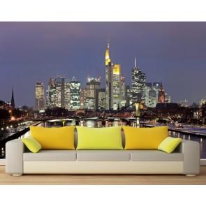Frankfurt Gökdelenleri Duvar Kağıdı