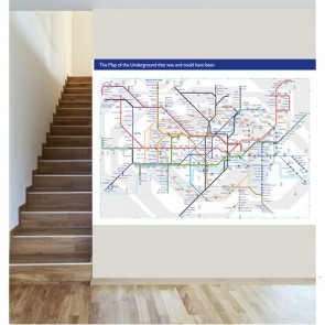 Londra Metrosu Duvar Kağıdı