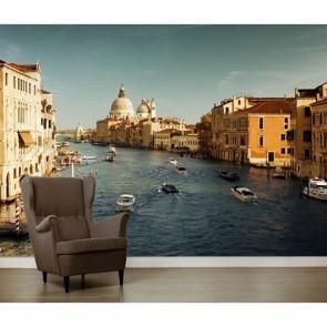 Venedik Kanalı Duvar Kağıdı
