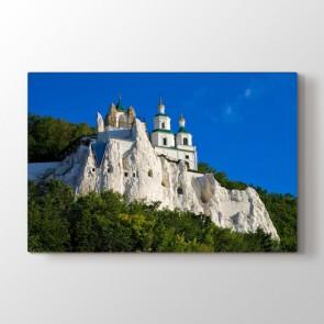 Kutsal Tepe Ukrayna - Şehir Duvar Tablosu Modeli