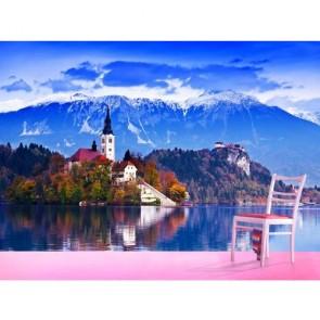 Bled Gölü Slovenya Duvar Kağıdı Önizleme