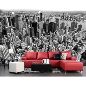 Siyah Beyaz New York