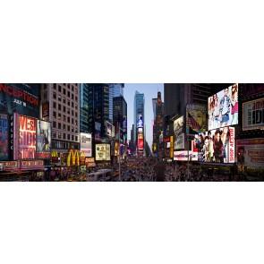 Times Square Kalabalığı