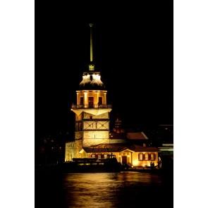 Kız Kulesinde Akşam