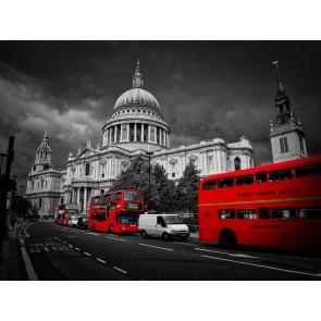 Londra'nın Kırmızı Otobüsleri