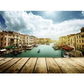 Terastan Venedik Manzarası