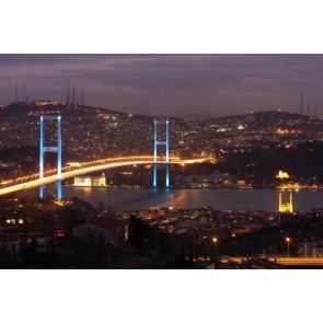 Işıl Işıl Boğaz Köprüsü