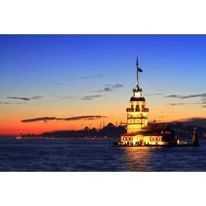 Sahilden Kız Kulesi