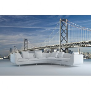 Uzun Köprü - 3 Boyutlu Duvar Kağıdı Modeli