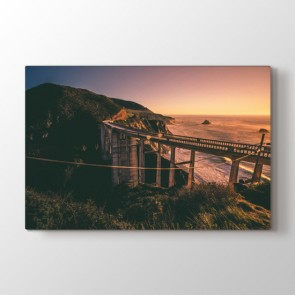 İmkansız Köprü Tablosu | Kanvas Tablo