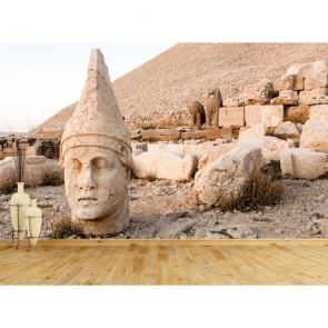 Ağrı Nemrut Dağı 3 Boyutlu Duvar Kağıdı
