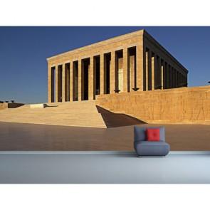 Anıtkabir Ankara 3 Boyutlu Duvar Kağıdı