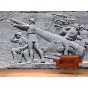 Çanakkale Geçilmez Resimli 3 Boyutlu Duvar Kağıdı