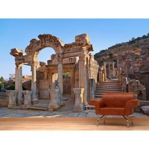 Efes Antik Kenti İzmir 3 Boyutlu Duvar Kağıdı