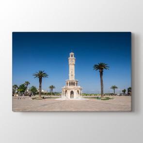 Konak İzmir Saat Kulesi Tablosu | Türkiye Şehirleri Tabloları