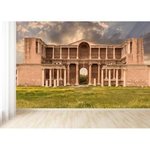 Manisa Sardes Antik Şehir 3 Boyutlu Duvar Kağıdı