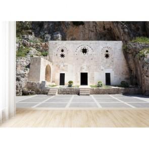 Sen Piyer Kilisesi Antakya 3 Boyutlu Duvar Kağıdı