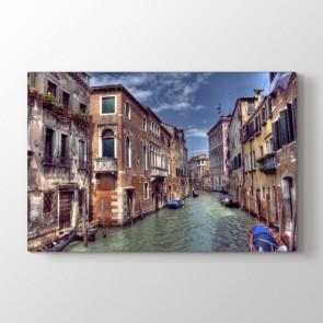 Venedik Sokakları Tablosu | Tablo Manzara