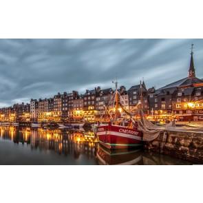 Avrupa Honfleur Marinası