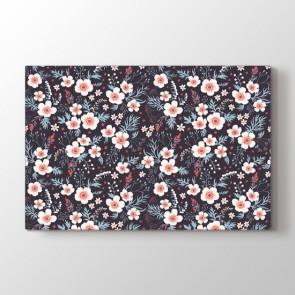 Karanfil Sanatı Çiçek Desenleri Tablosu | Çiçekli Tablolar