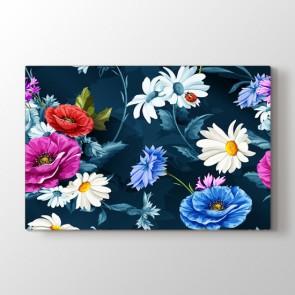 Uğurlu Çiçekler Tablosu | Çiçekli Tablolar