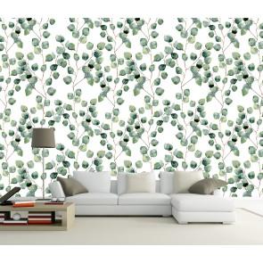 Okaliptus Yaprakları - 3D Duvar Kağıdı Uygulama