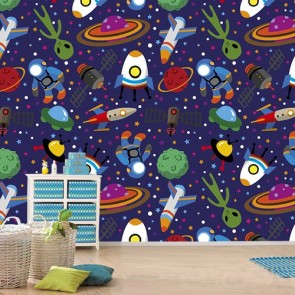 Uzay Yolculuğu Duvar Kağıdı