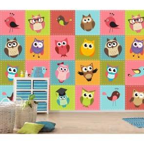 Baykuşlar Duvar Kağıdı